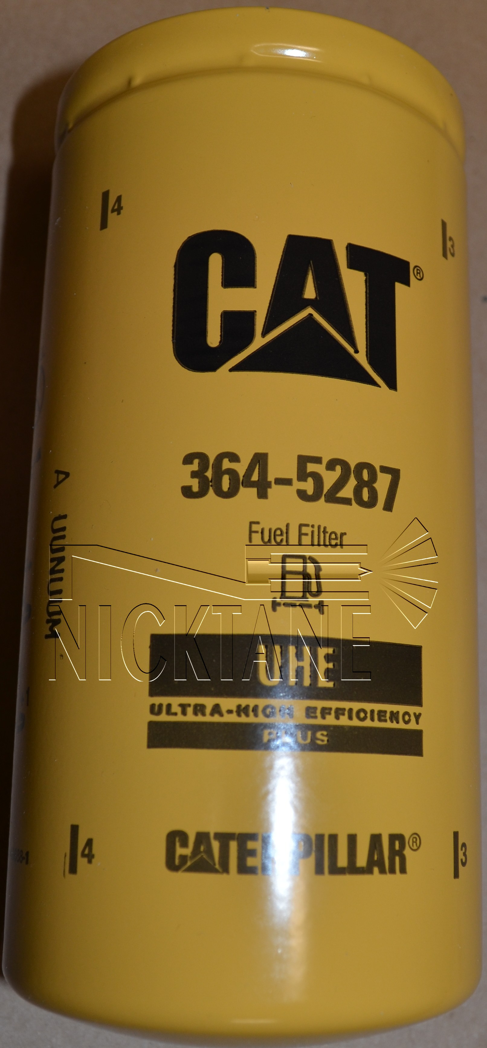 Replacement Ultra-High Efficiency Plus Fuel Filter ...