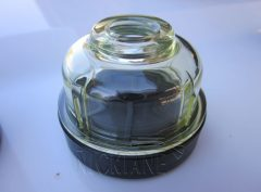 Clear Water Bowl For Donaldson Filters