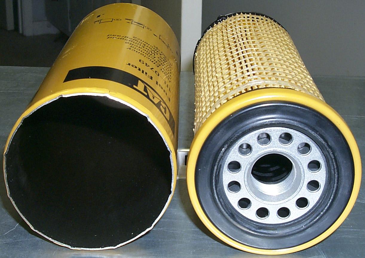 Auxiliary Fuel Filter Kit Nicktane Diesel Duramax Housing Repair
