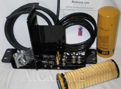 Auxiliary Fuel Filter Kit