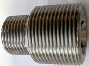 Duramax CAT 1R-1807 Oil Filter Adapter